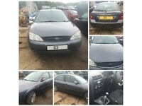 Ford Mondeo Graphite TDCI Diesel 2.0 2003 Paint Code M1 Ultra Blue Front Bumper all parts available
