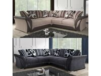 ♨️♨️ BRAND NEW POLAND IMPORTED SHANNON SOFA CORNER AND 3+2 SEATER ♨️♨️