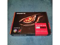 Gigabyte AMD Radeon RX570 RX 570 4GB Graphics Card GPU 2X Fan BRAND NEW