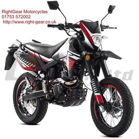 Brand New* 66 Lexmoto Adrenaline 125. Warranty. Free Delivery. Main Dealer. Black and Red 18-11