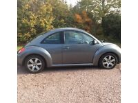 2006 VW Beetle Metallic Grey