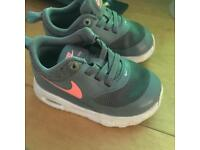 Toddler girls Nike trainers