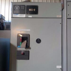 Cutler-Hammer 400 HP Mechanical Starter, 480 Volt, 3PH