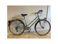 Stunning Retro French Town Bike
