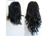 Keratin wax or micro rings, hair extensions on offer! From ��150