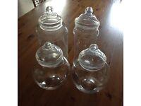 Wedding Plastic Sweet Jars