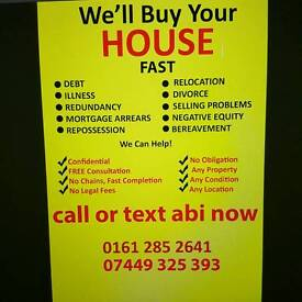 Do you need to sell a property fast ?