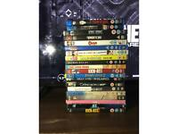 DVDs ( will sell individually or ones you want )