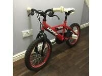 """Boy's 14"""" bike"""