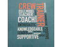 McDonald's Crew Trainer Workbook answers