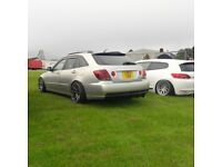 Rare Estate- Lexus IS200 SportsCross - MODIFIED/STANCE/STATIC