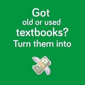 Recycle Your Textbooks and Get Cash! Free Shipping - Instant Quote!