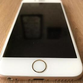 iPhone 6 64gb gold (network o2)