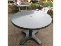 Garden Table BNIB