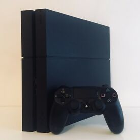 Ps4 1tb and an xrocker gaming chair