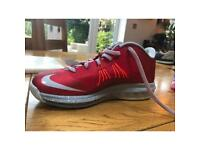 Exclusive Nike Air Max Lebron x Low Basketball Trainers
