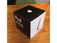 iPod Classic 3rd Generation Boxed