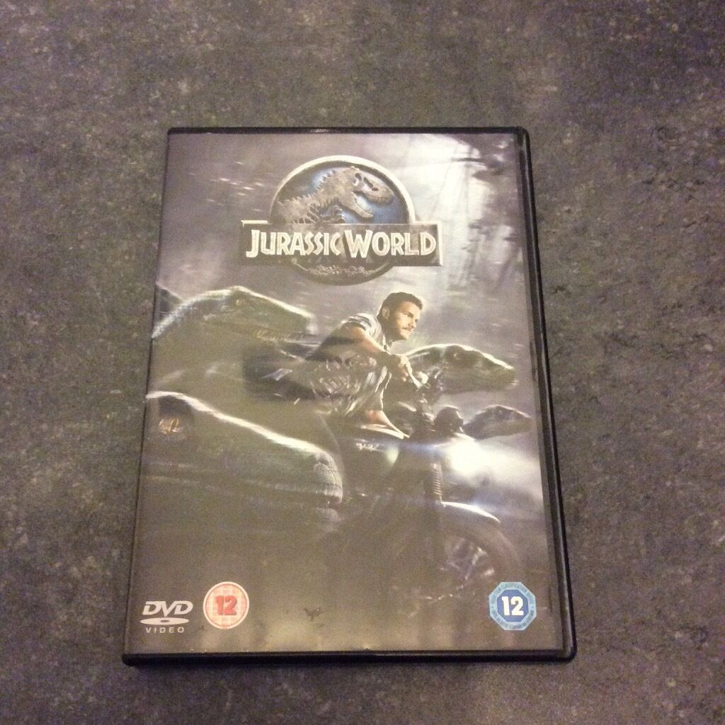 2015 Jurassic world