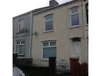 3 bed house to rent available soon John street Ebbw Vale np23 6jp
