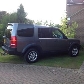 Landrover Discovery 3 commercial 2.7