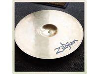 "Zildjian Z Custom Ride Cymbal 20"" Rare Hexagon Stamp - Bright pure cutting heavy ride"