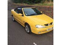 "Renault Convertable 1.6 16v Petrol ""Sale or Swap"""