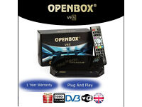 Openbox V9s wifi built in with 12 months gift service SD/HD V8s,V6s,V5s SkYBOx