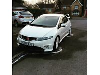 Honda Civic Type R 59 Plate Special Edition