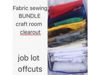 Sewing room haul/ clear out/ downsizing/bumper bundle