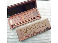 Urban Decay Naked 3 Palette New Boxed