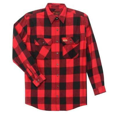 Five Brother Big and Tall Heavy Weight Brawny Flannel Shirt Big Tall Flannel Shirts