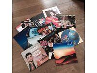 Job Lot of 40 Vinyl Records inc. Elvis, Elton, Johnny Cash, Sinatra, Simply Red, etc.