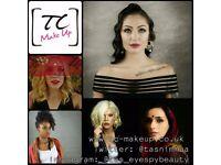 Makeup artist for Weddings, Christmas, New Year party season