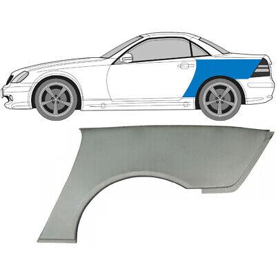 Mercedes SLK R170 1996-2004 Radlauf Reparaturblech Kotflügel / Links