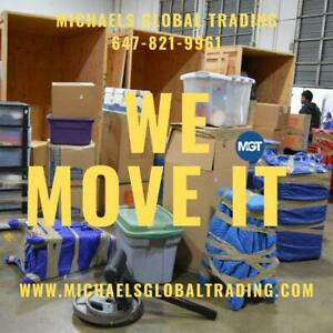 Professional Office Moving & Removal Services - Michaels Global Trading
