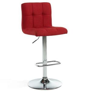 Red Gas Lift Stool Sale-WO 7658 (BD-2522)