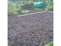 Gardener for hire