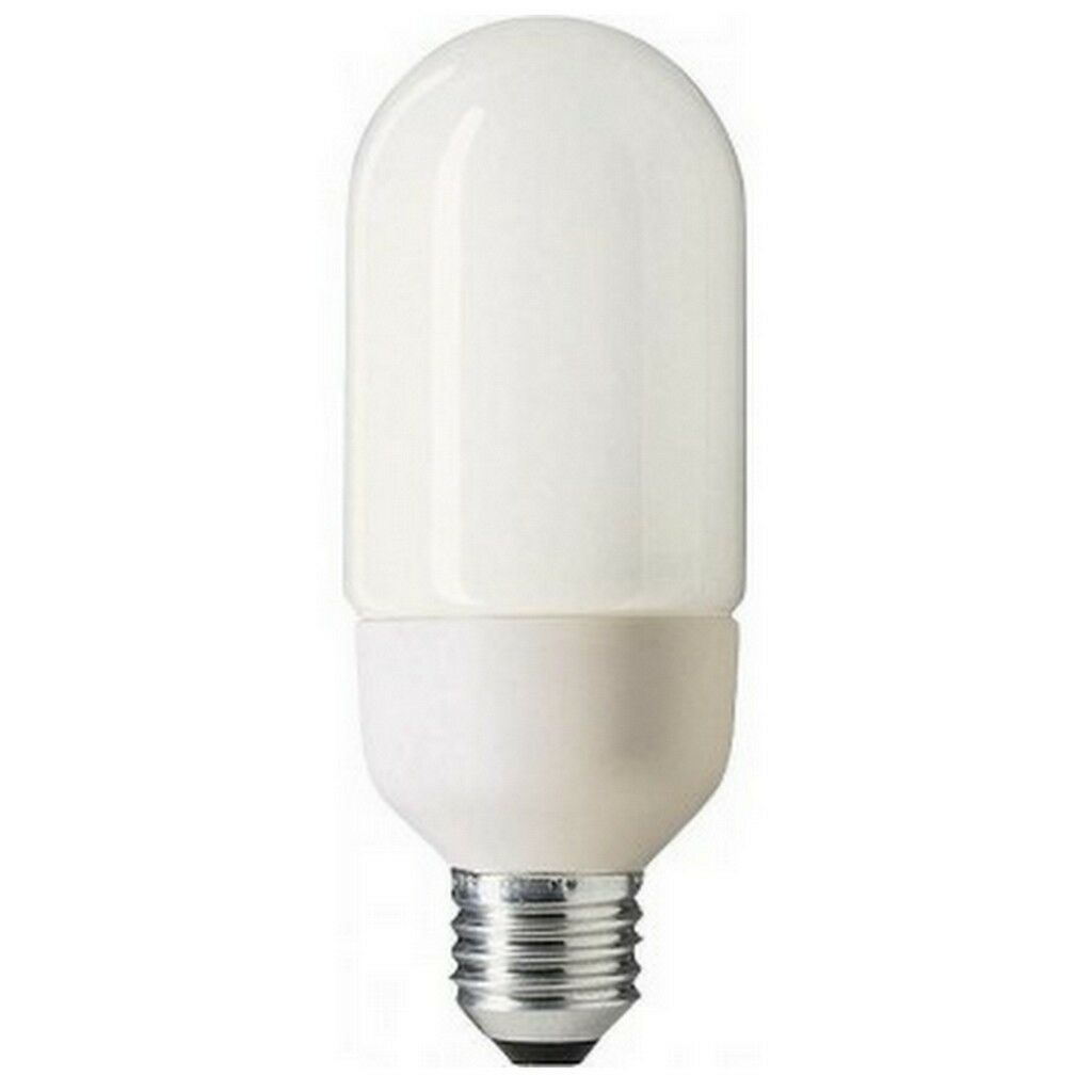 Philips Master 8w 40w E27 Outdoor Exterior Lamp Low Energy Saving Light Bulb