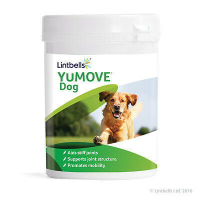 Lintbells YuMove Yumega YuCalm YuDigest YuDerm 60/120/300 250ml/500ml for Dogs