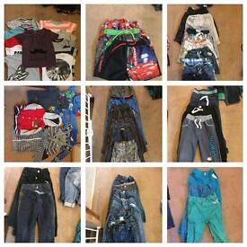 3-4 years bag of clothes