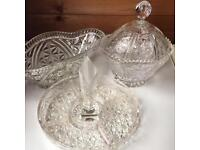 Crystal home items