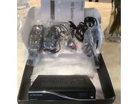 Dreambox 800 DM 800 HD PVR with 250gb internal hard drive fitted