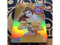 BRAND NEW DISNEY DVD - BEAUTY AND THE BEAST