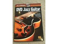 DVD Jazz Guitar Book