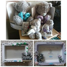 Me to you bears and photo frames