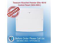 Texecom Ricochet Premier Elite 48-W Control Panel GEA-0001-home alarm system in UK