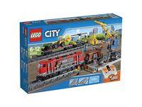 Lego 60098 city heavy haul train