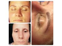 Microblading Eyebrow Tattoo