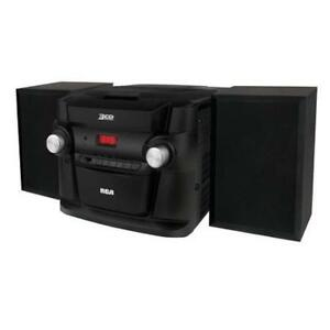 Système audio 3 CD radio am/fm RCA ( RS22363 )