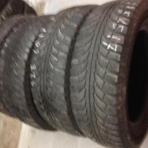 4 Champiro winter tires:225/65R17